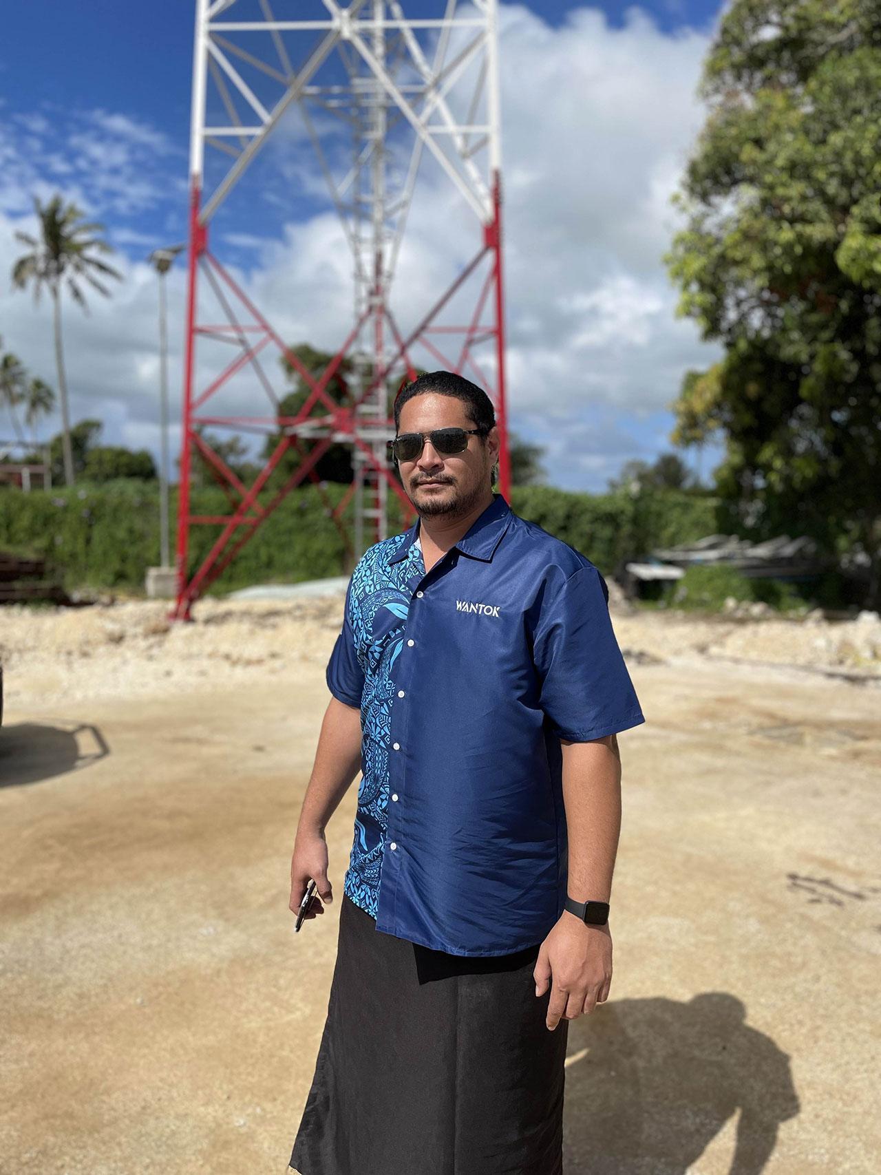 WanTok Tonga Team