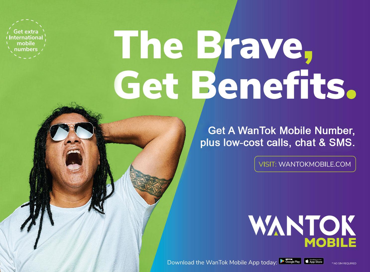WanTok Tonga Mobile Service