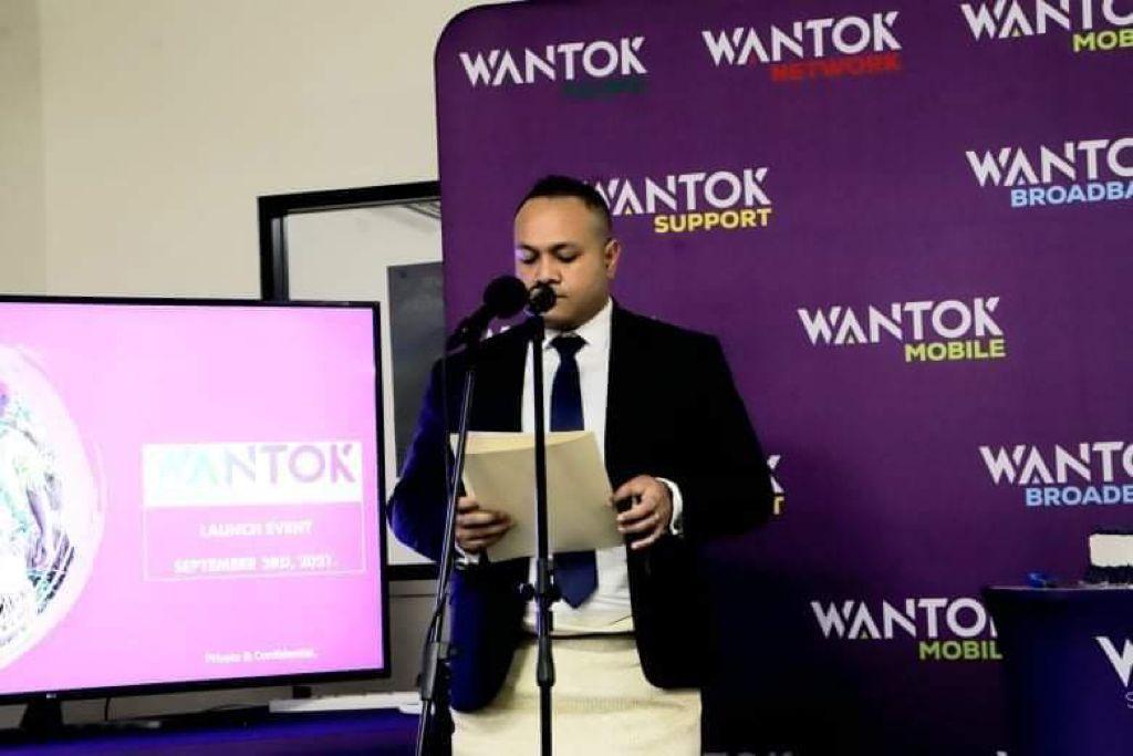 WanTok Tonga Launch
